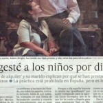 Spain's EL PAÍS features Integrow client in front page article