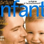 Quebec's Enfants magazine features Integrow president and client